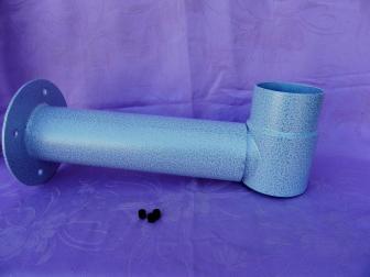 Локоть-опора для серий Стандарт, Комфорт, цвет античное серебро, фотография 3